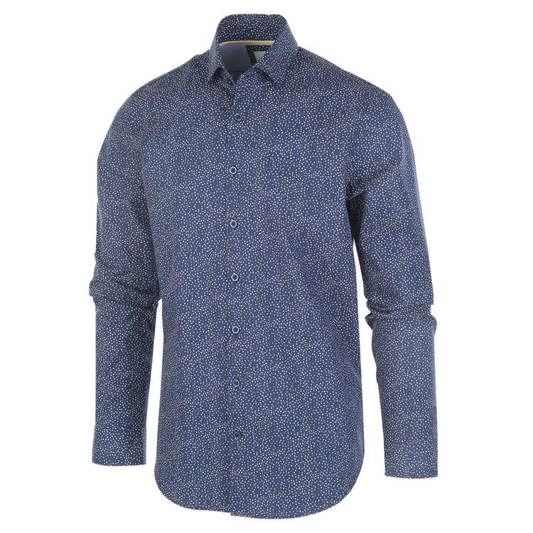 Blue Industry Overhemd 1158.92
