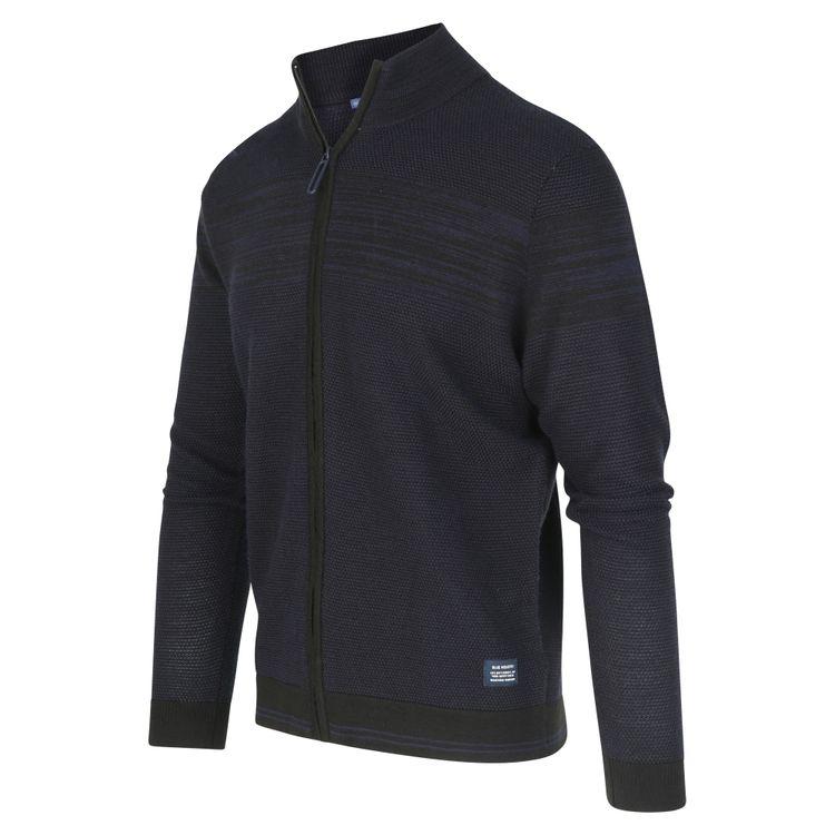 Blue Industry Vest Zwart KBIW19