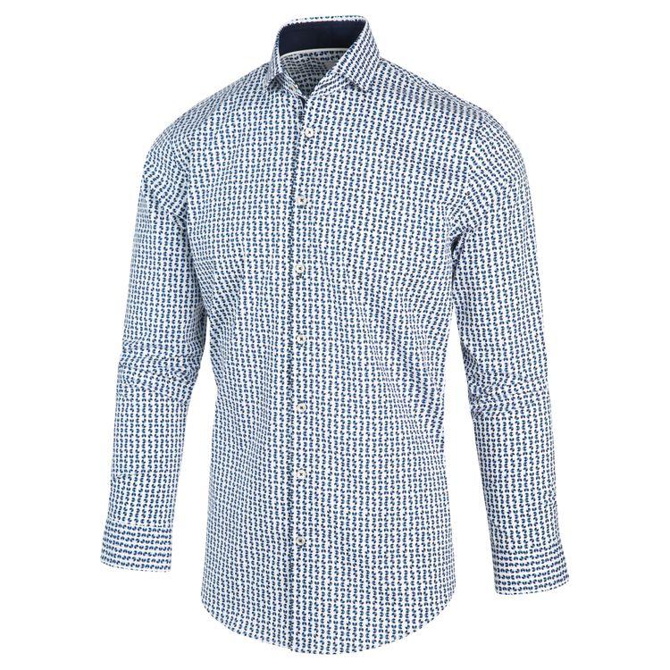 Blue Industry Overhemd 2109.22