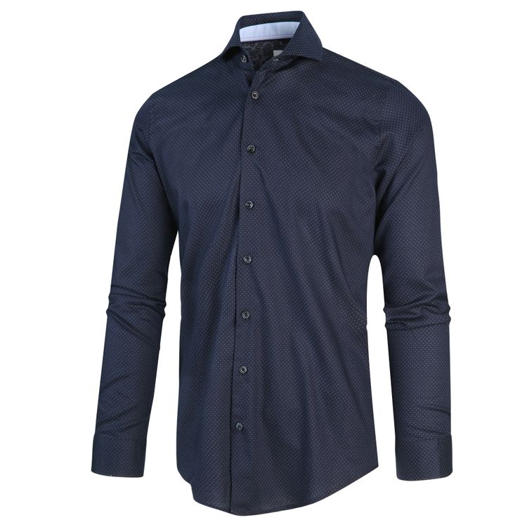 Blue Industry Overhemd 2156.22