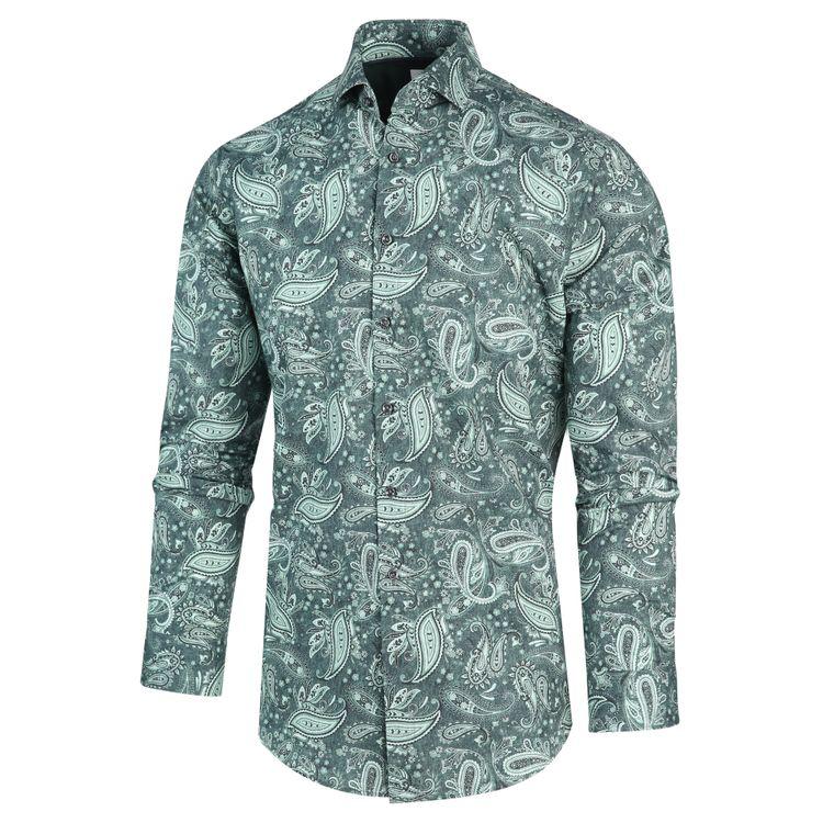 Blue Industry Overhemd 2165.22