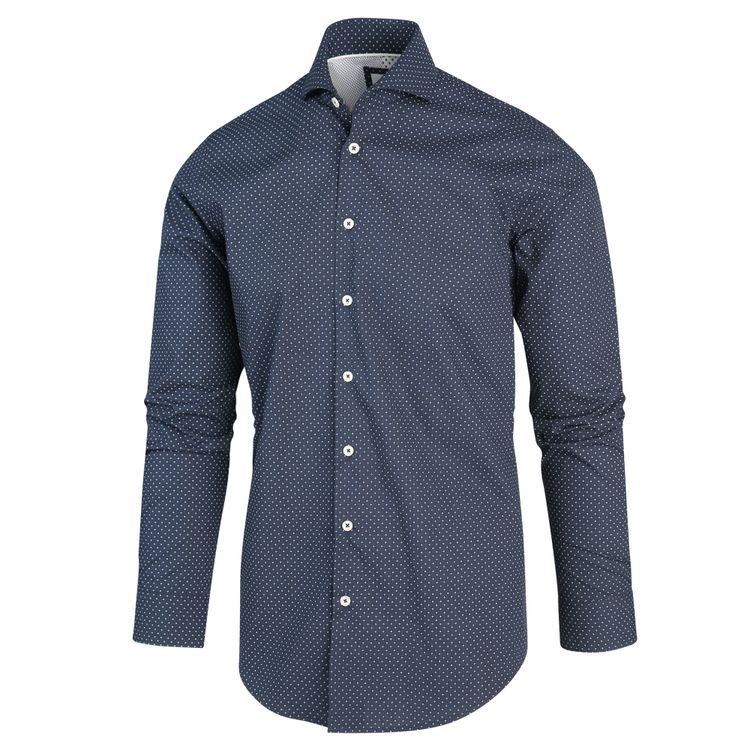 Blue Industry Overhemd 2178.22