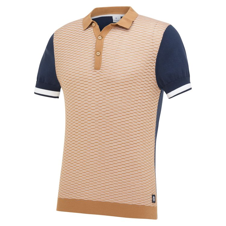 Blue Industry Polo KBIS21-M23