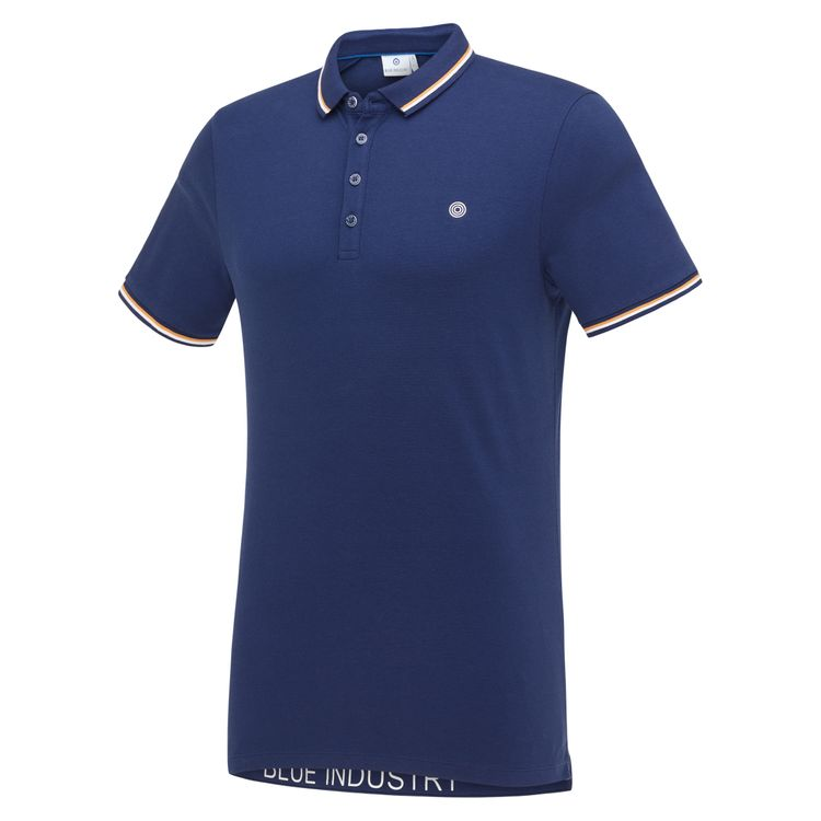Blue Industry Polo KBIS21-M24