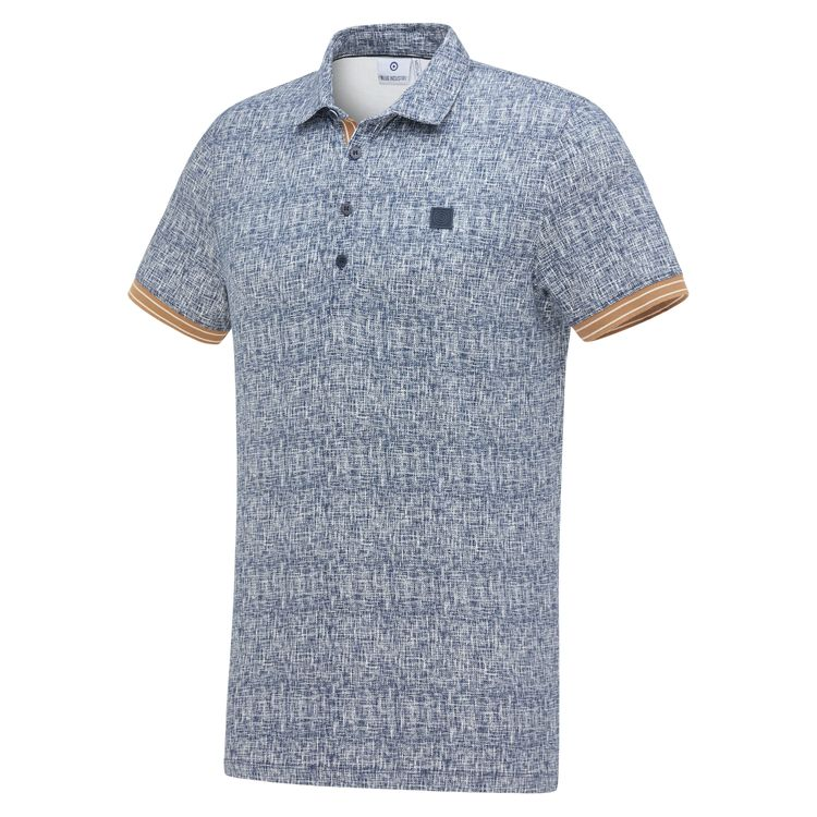 Blue Industry Polo KBIS21-M35