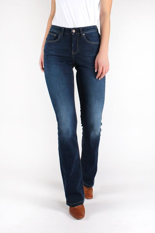 Kuyichi Jeans Amy Bootcut Herbal