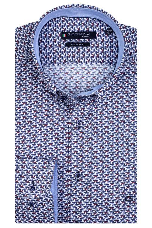 Giordano Overhemd LM Edward 207029