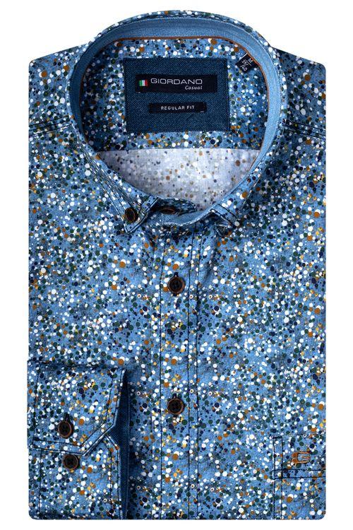 Giordano Overhemd LM Walker 207035