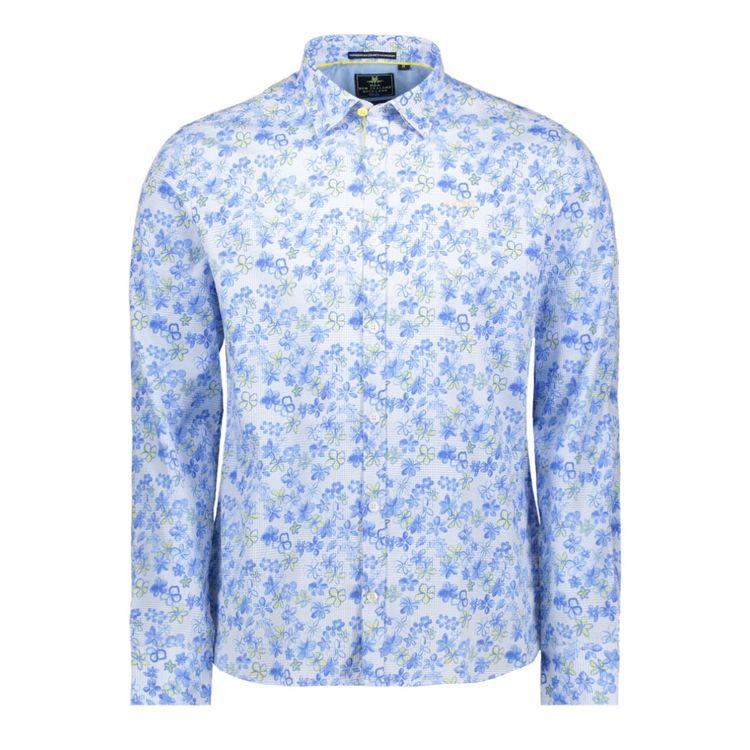 N.Z.A Overhemd Lm 20AN571