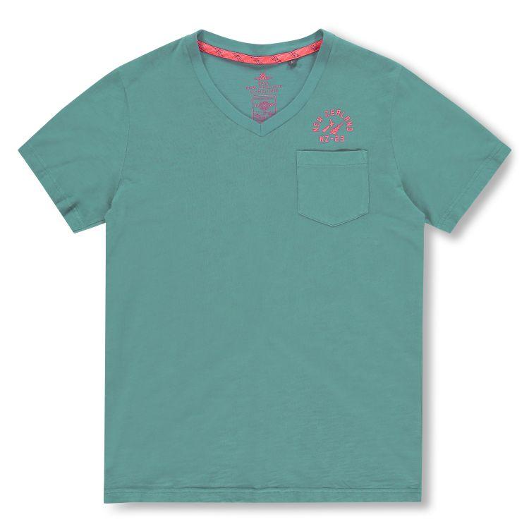 N.Z.A T-Shirt V-hals 20DN710