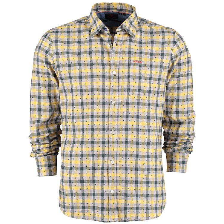 N.Z.A Overhemd LM 20GN521