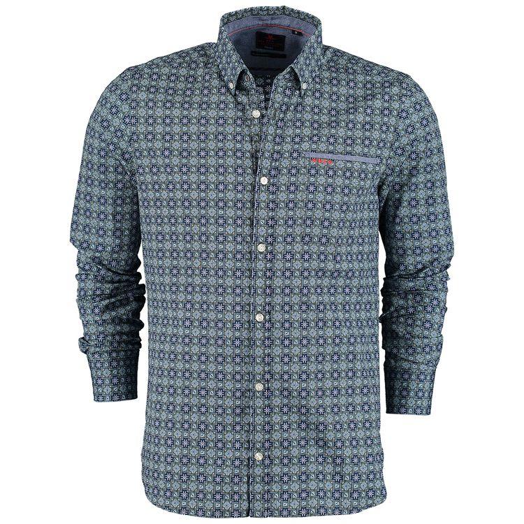 N.Z.A Overhemd LM 20GN556