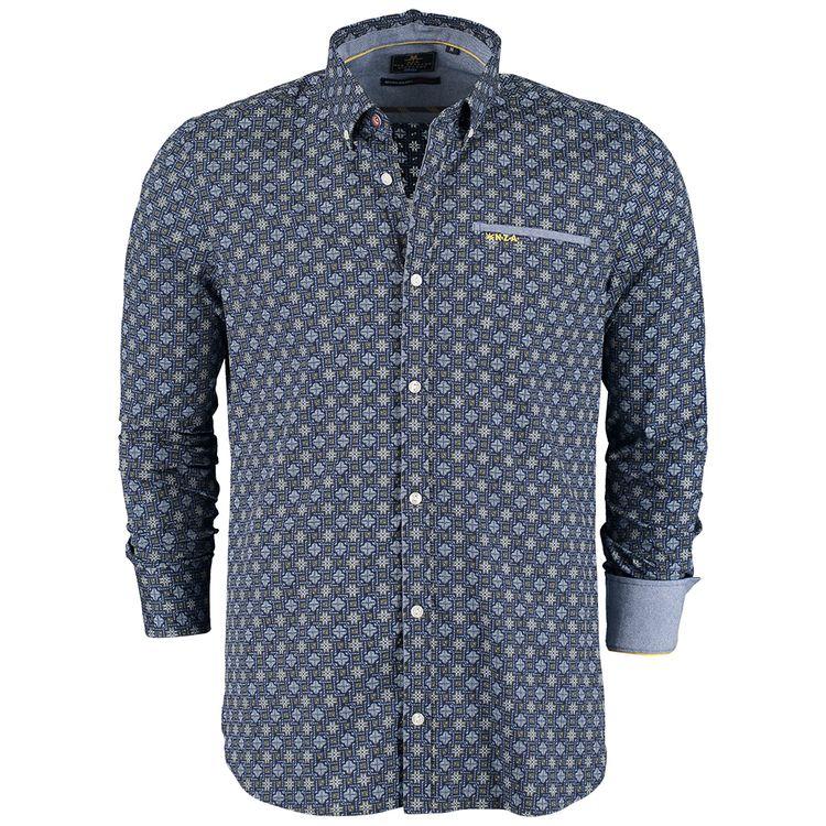 N.Z.A Overhemd LM 20HN556