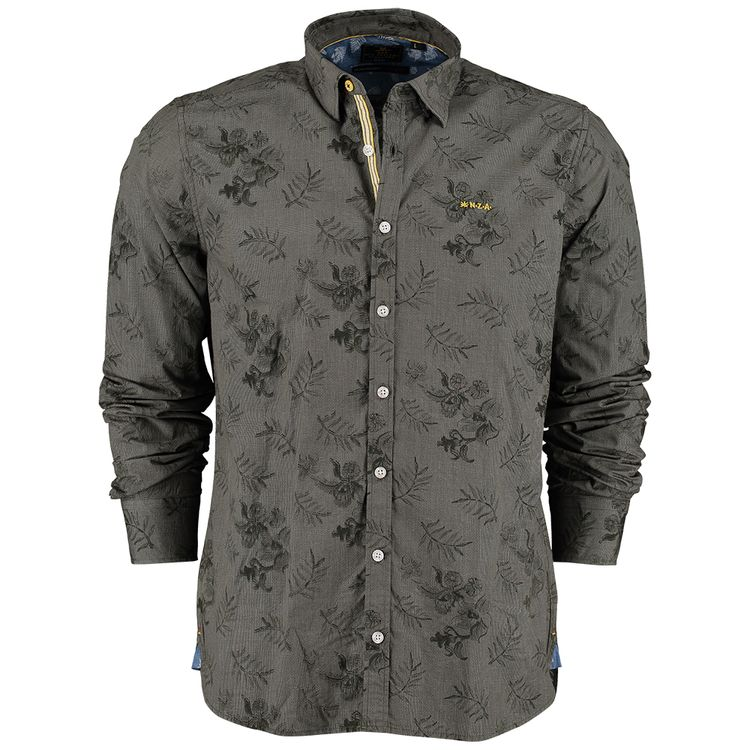 N.Z.A Overhemd LM 20HN578