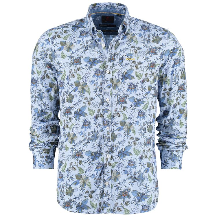 N.Z.A Overhemd LM 20HN574