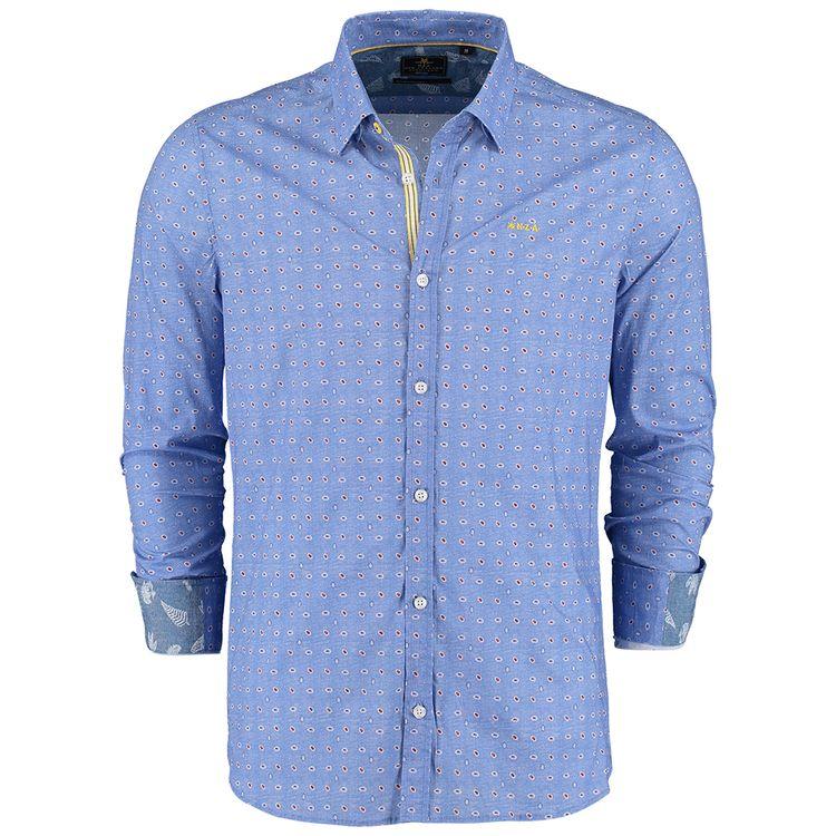 N.Z.A Overhemd LM 20HN555
