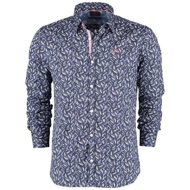 N.Z.A Overhemd LM 20KN579