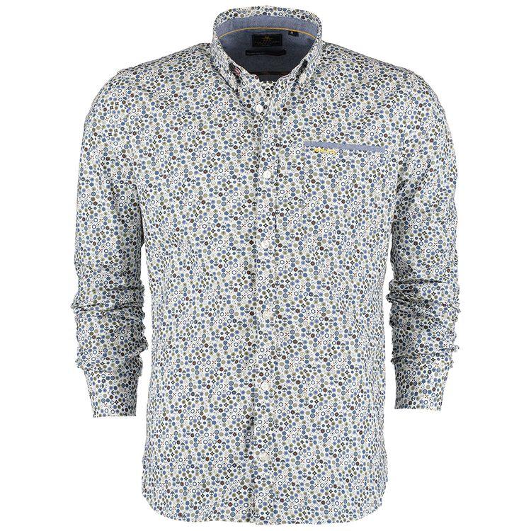 N.Z.A Overhemd LM 20HN553