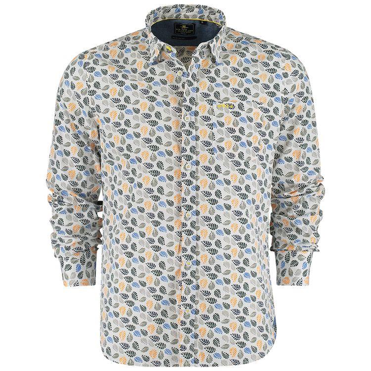 N.Z.A. Overhemd 21BN567
