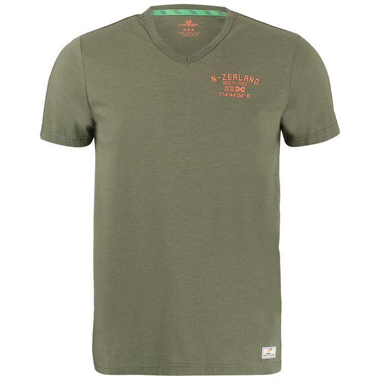 N.Z.A. T-Shirt Te Puke 21CN713 - 447