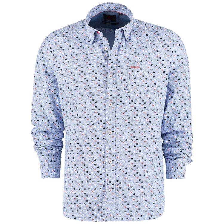 N.Z.A. Overhemd 21AN550