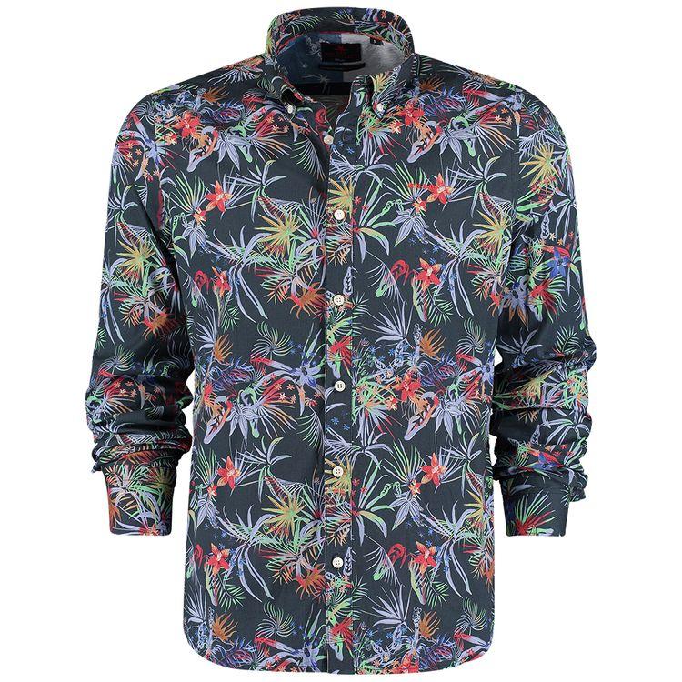 N.Z.A. Overhemd 21AN578