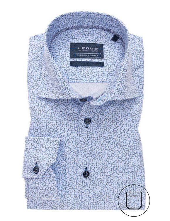 Ledub Overhemd ML5 138624