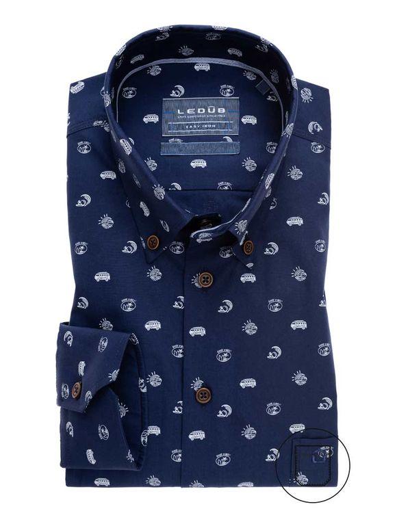 Ledub Overhemd ML5 138873