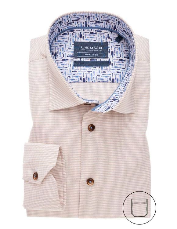Ledub Overhemd ML5 138677