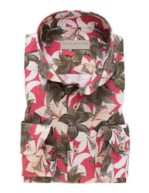 John Miller Overhemd ML5 5137860