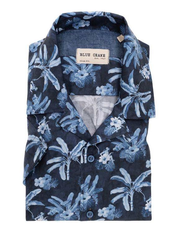 Blue Crane Overhemd KM 3100500