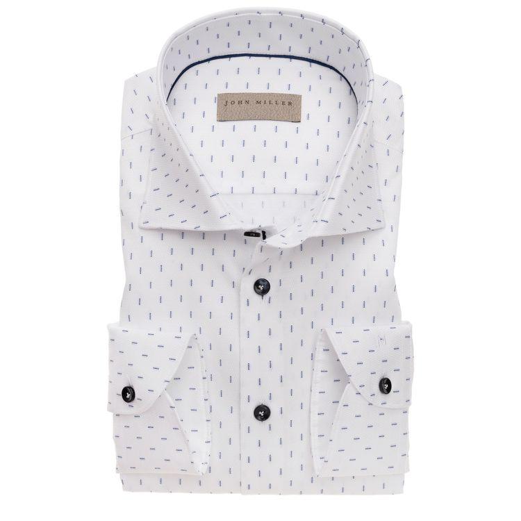 John Miller Overhemd ML7 5138243