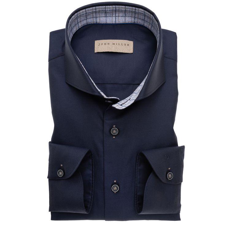John Miller Overhemd ML5 5138621