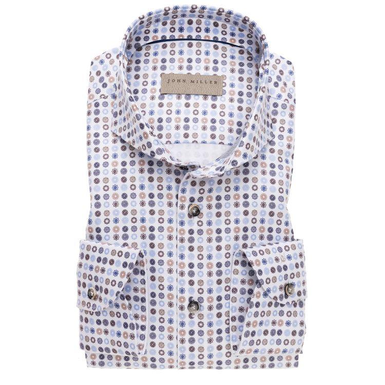 John Miller Overhemd ML5 5138457