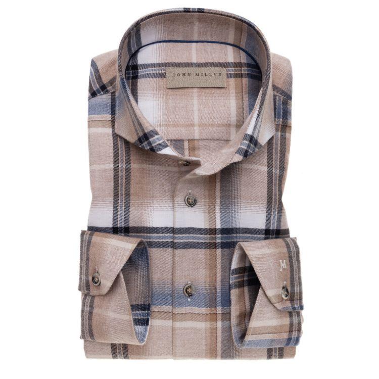 John Miller Overhemd ML5 5138441