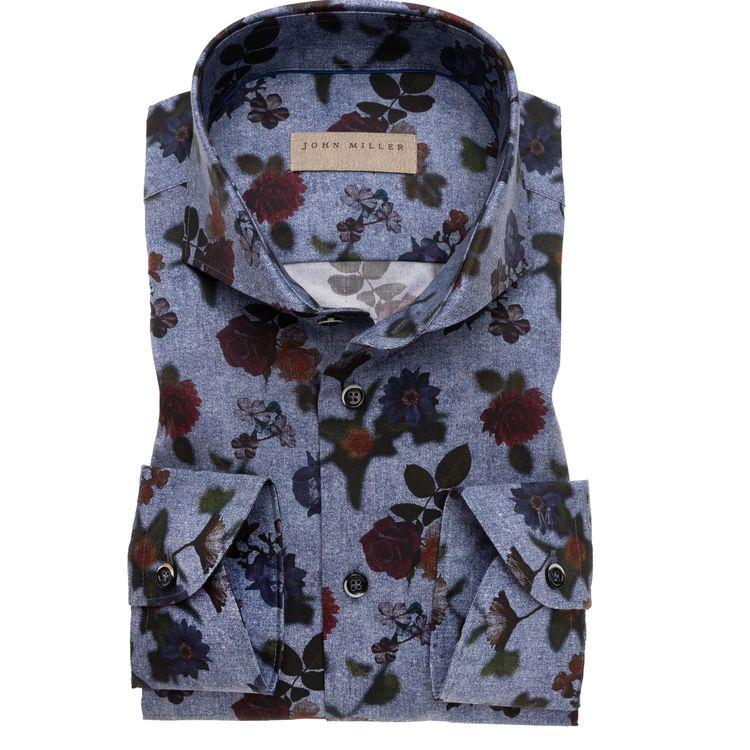 John Miller Overhemd ML5 5138517