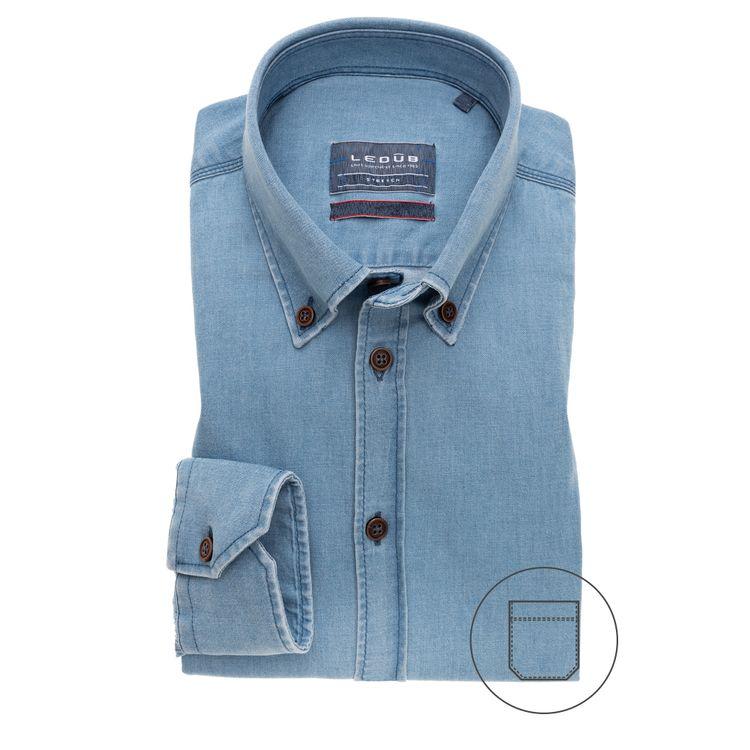Ledûb Overhemd 139515