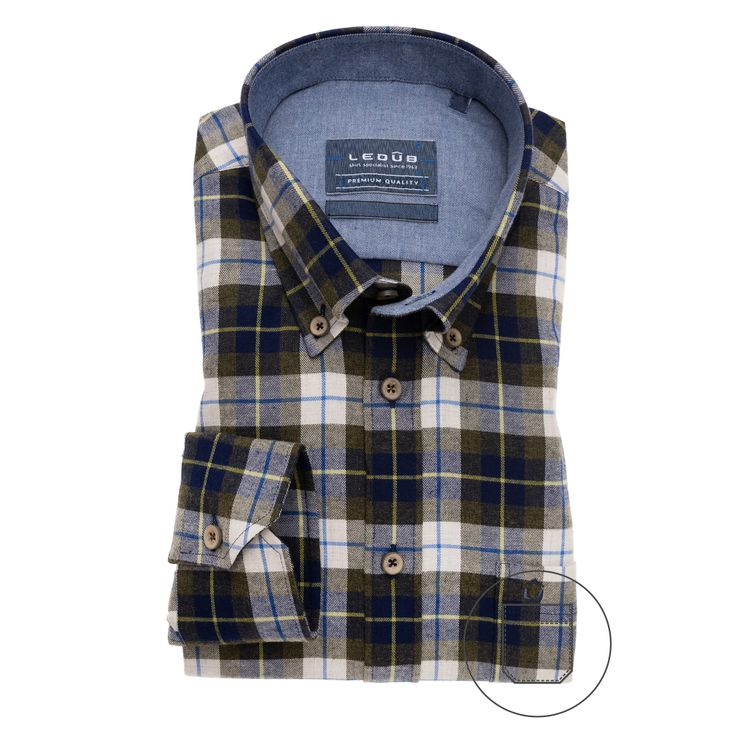 Ledûb Overhemd 139427