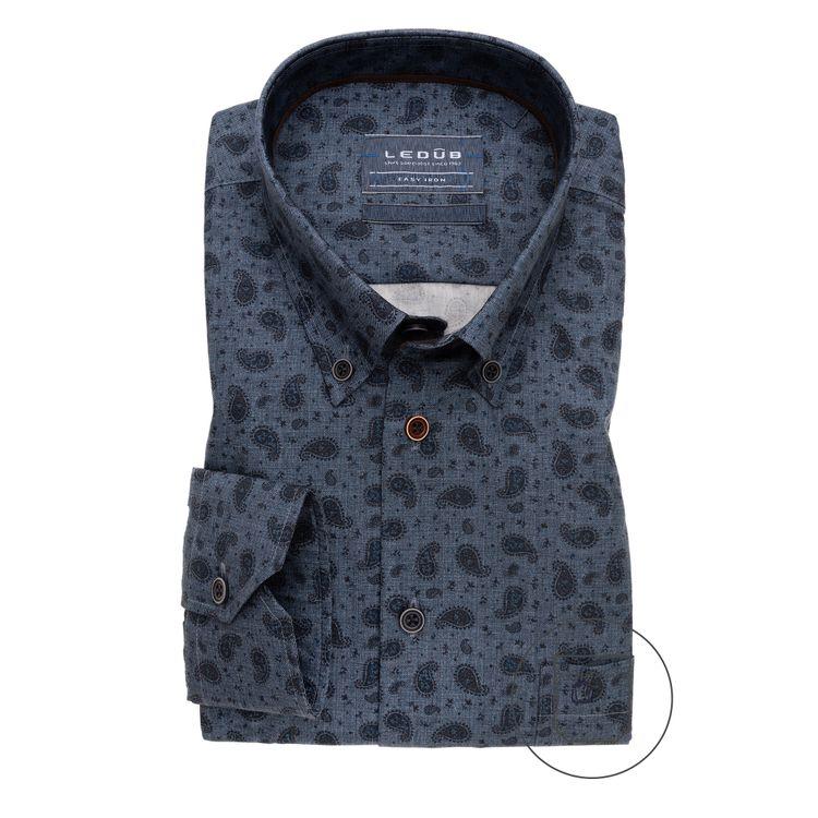 Ledûb Overhemd 139483