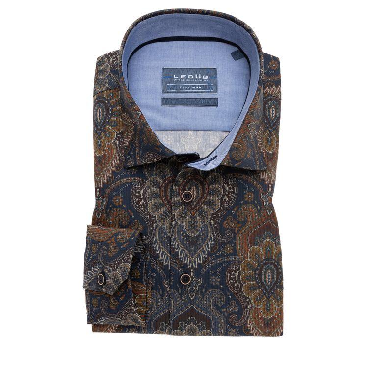Ledûb Overhemd 139399