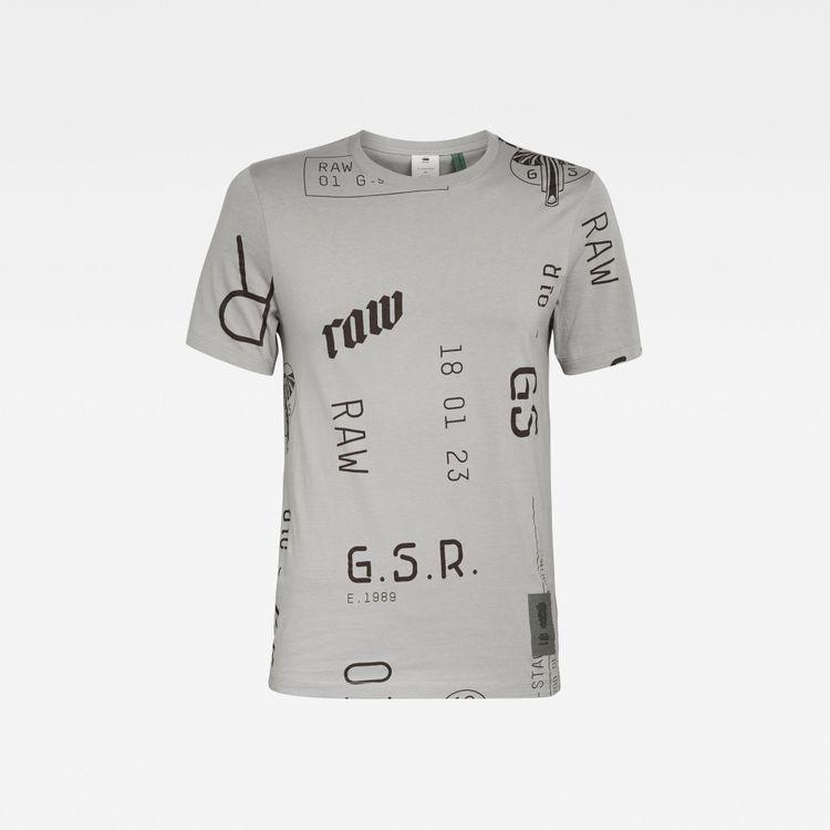 G-star T-Shirts D19869