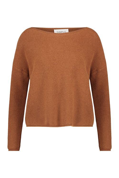 Simple Sweater Structured Ellena