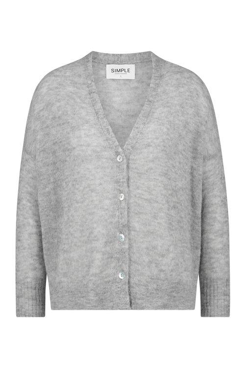 Simple Vest Boxy Renske LS