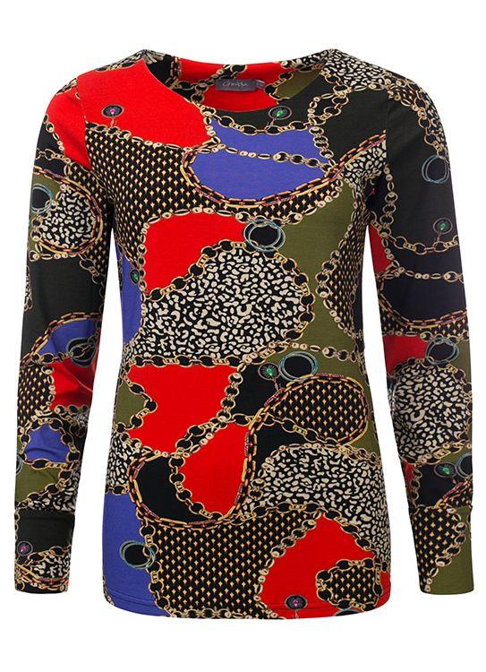 Geisha T-Shirt LM 93658-20