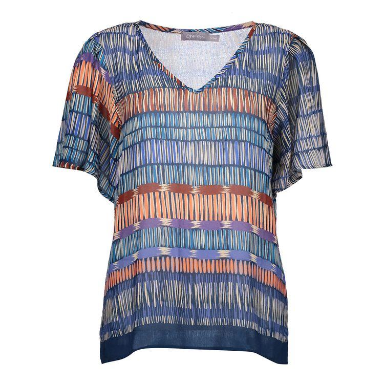 Geisha T-Shirt KM 13197-20