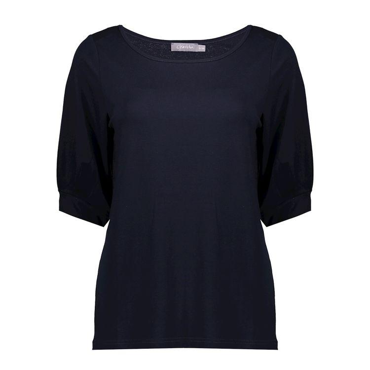 Geisha T-Shirt 3/4 mouw 13227-20