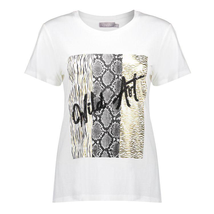 Geisha T-Shirt KM 12111-41