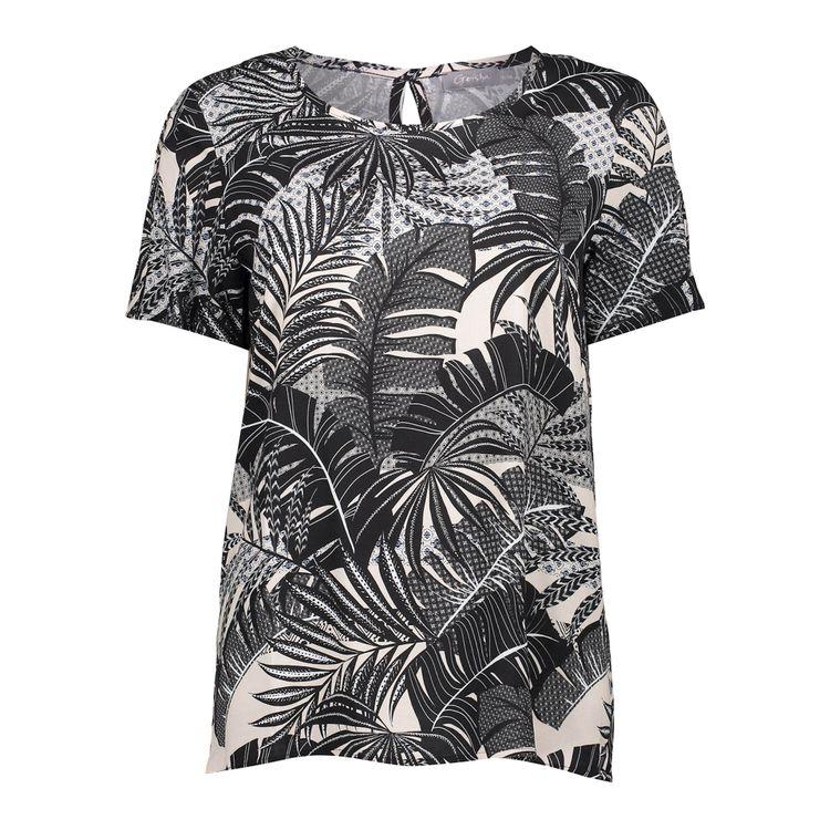 Geisha T-Shirt KM 13222-20