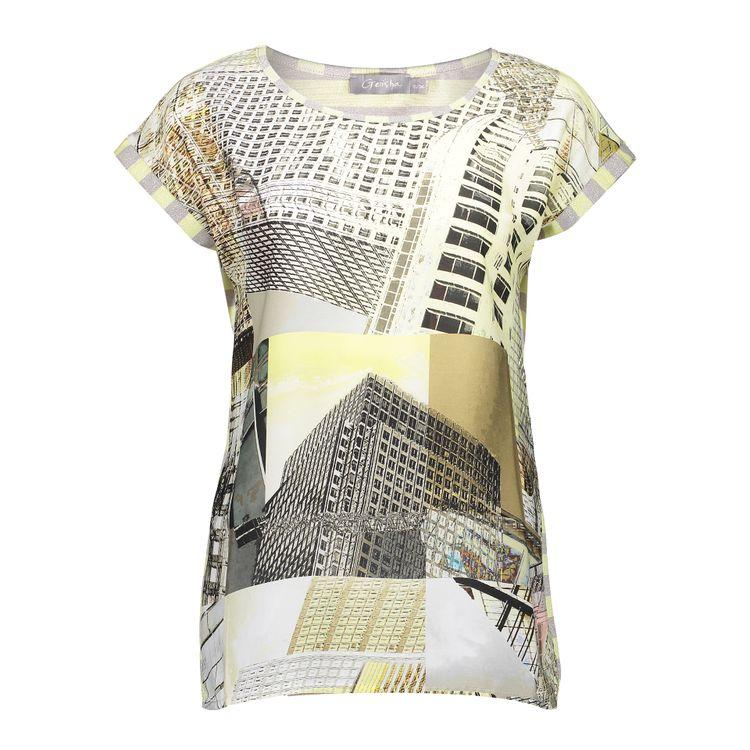 Geisha T-Shirt KM 13234-20