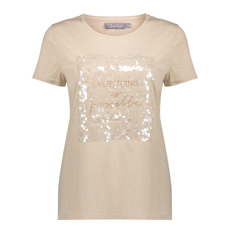 Geisha T-Shirt KM 12027-46